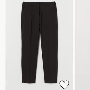 2/$50 ✨ H&M Ankle Cropped Trousers